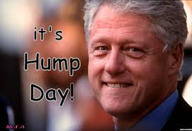 bill-clinton-meme-it's-hump-day-vocabulario-en-inglés