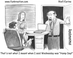 hump-day-comic-boss-says-to-humping-employees-that's-not-what-i-meant-when-i-said-wednesday-was-hump-day-vocabulario-en-inglés