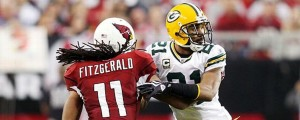 charles woodson larry fitzgerald playoffs