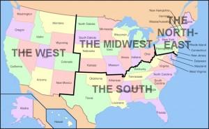 midwest map iowa