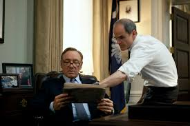 frank underwood & doug stamper