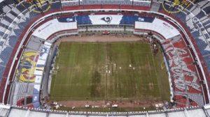 the sloppy estadio azteca field
