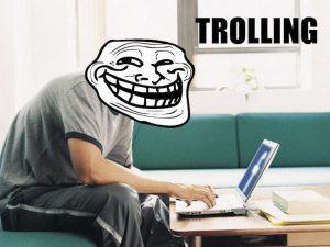 trolls on the internet