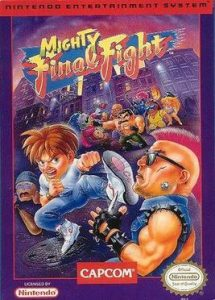mighty final fight box