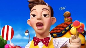 stingy from lazy town