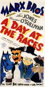 a day at the races movie poster