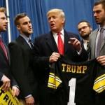 hawkeye athletes & presidential campaigns