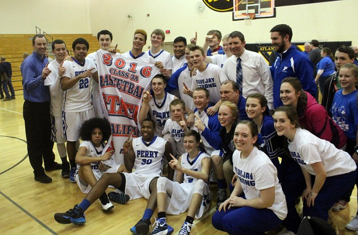 perry bluejays qualify for state