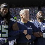 why did the seahawks think about trading richard sherman?