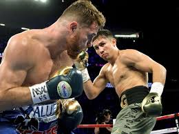 canelo and ggg