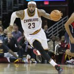 lebron will not shut up and dribble
