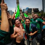mexican football fans may have caused an earthquake