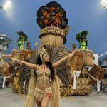 brazil's president tweets about carnaval debauchery, golden showers