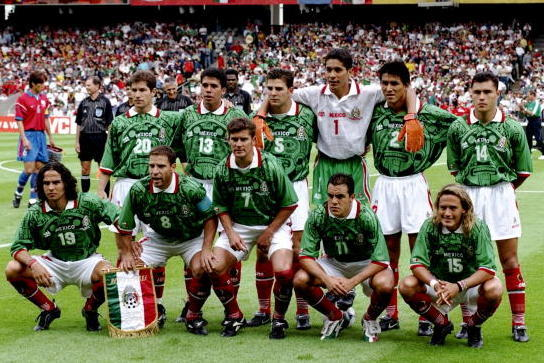 mexico-starting-lineup-against-south-korea-in-1998-world-cup-vocabulario-en-inglés