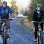 kaci hickox defiantly rode her bike